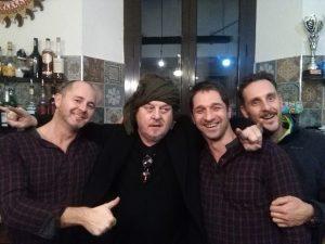 Zucchero con gli amici di San Francesco e il lupo