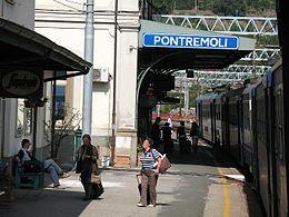 stazione di Pontremoli