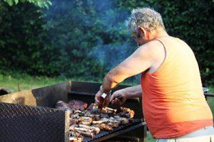 B&B Eremo Gioioso: il barbecue