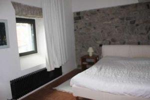 La casa nel borgo: una camera