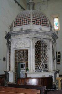 Tempietto della chiesa dell'Annunziata
