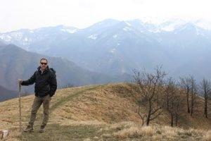 Via Francigena da Passo Cisa a Previdè: al passo del Righetto