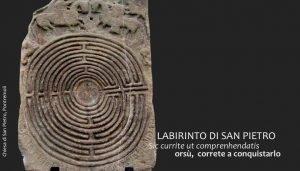 il labirinto della chiesa san pietro