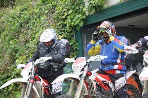 Motociclisti al B&B Eremo Gioioso