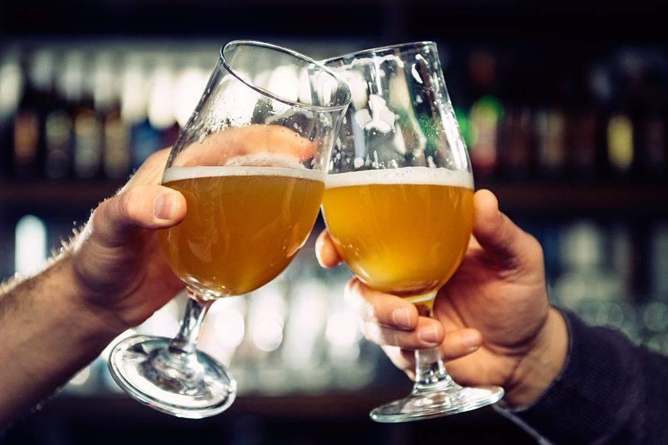 il piacere di una buona birra