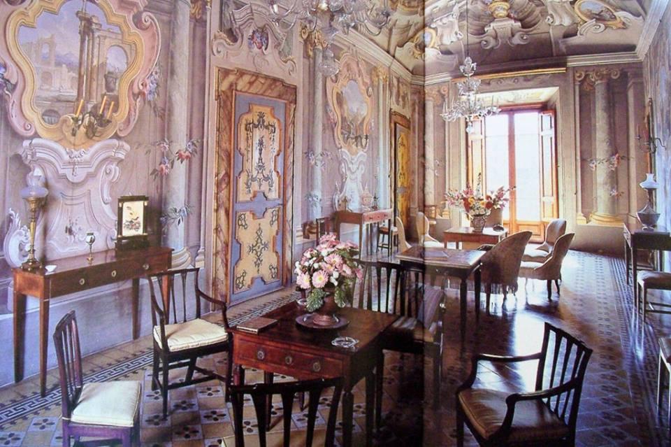 Palazzo Pavesi a Pontremoli