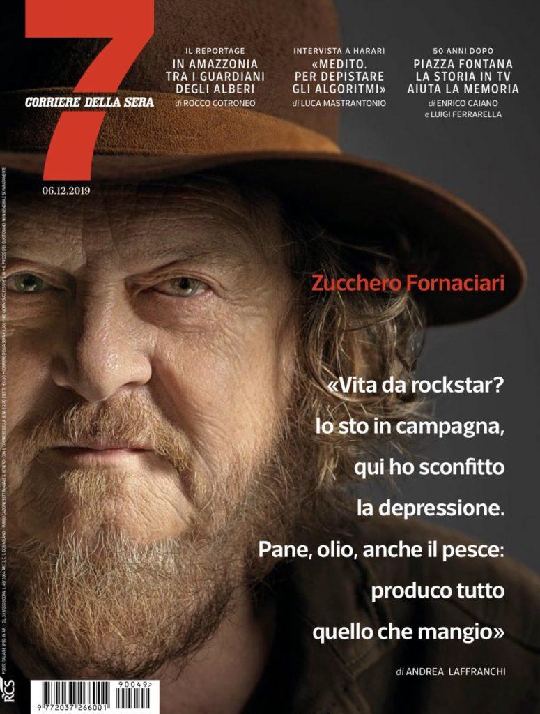 Zucchero Fornaciari lo conferma: a Pontremoli si vive bene!