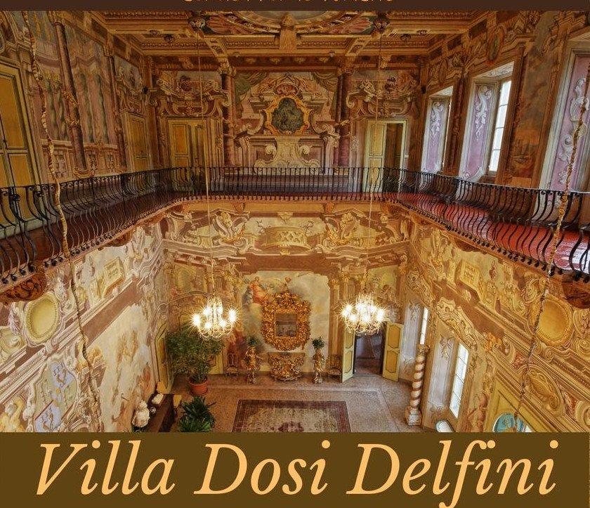 Villa Dosi: eccellente esempio di ciò che fu il Barocco pontremolese
